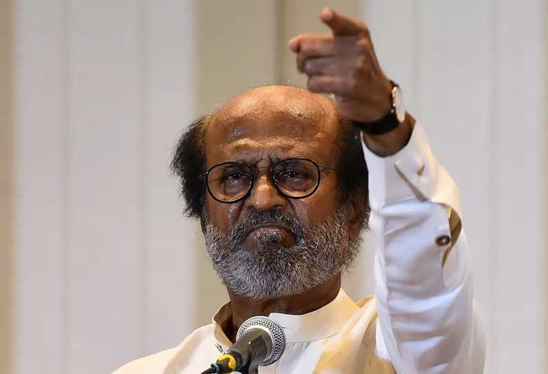 'ரஜினி அரசியல் நந்தவனத்தில் ஓர் ஆண்டி கதையாகிவிட்டதே…?' – வினோ பதில்கள்